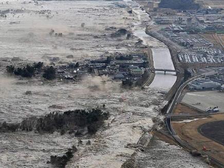 Tsunami del Giappone nel 2011: Video
