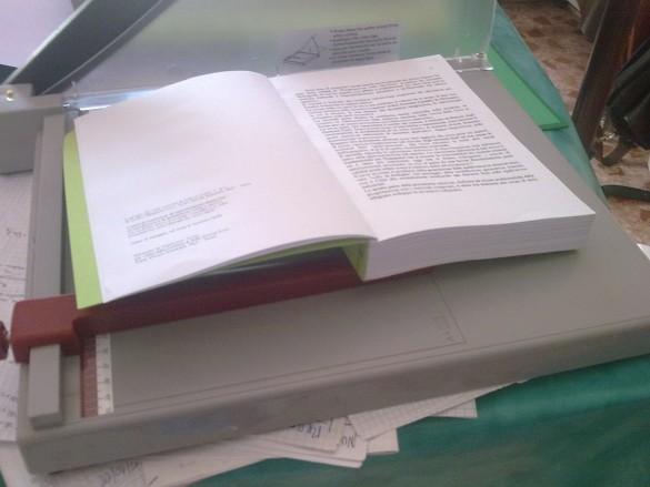 Autocostruirsi un libro: Risultato finale