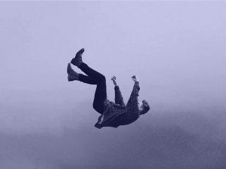 Sognare di cadere - Interpretazione dei sogni