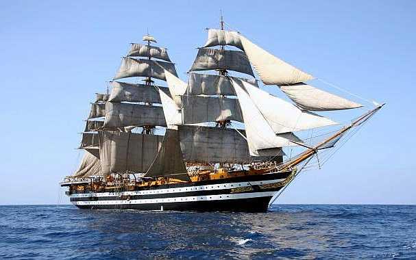Nave barca veliero 02
