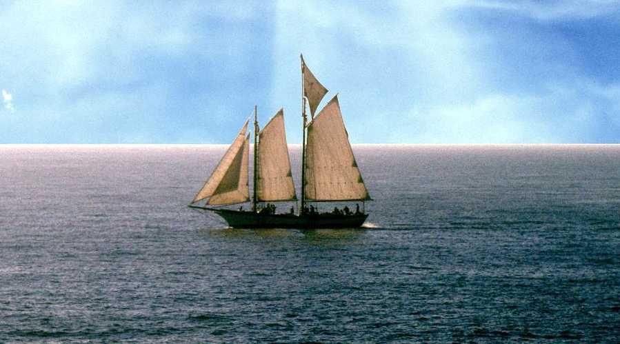 Sognare barca nave veliero