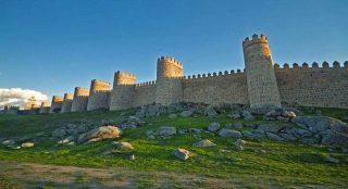 Mura difensive di Avila