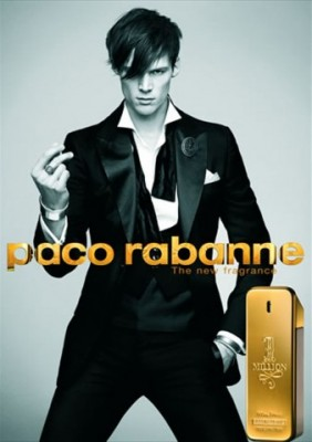 1 Million Paco Rabanne : Musica dello spot