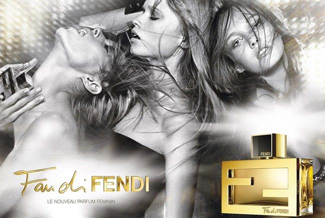 Fan di Fendi Musica dello spot