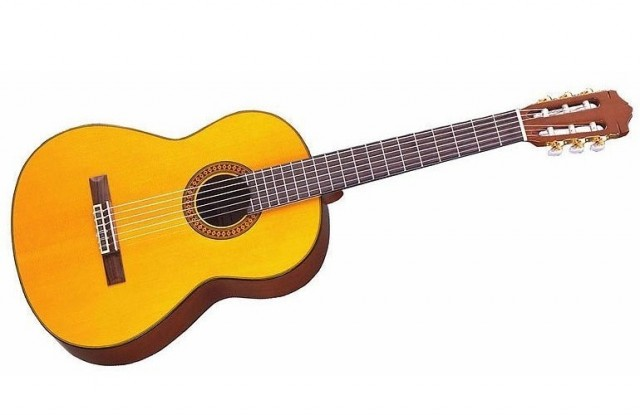 Sognare una chitarra.