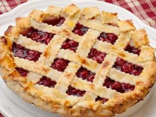 Crostate - Marmellata e ciliegie rosse