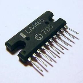 Amplificatore Stereo 12+12 W LA4465 – Parte I