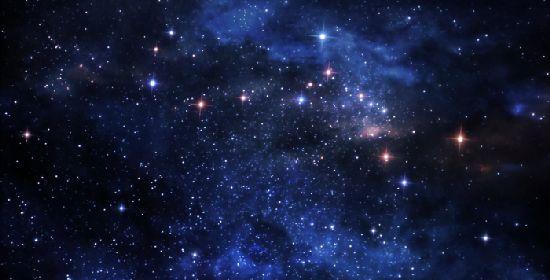 Sognare cielo stellato, stelle