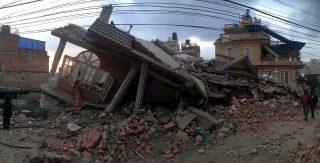 Terremoto in Nepal 2015