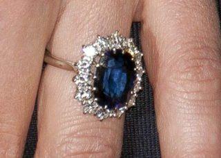 Anello indossato da Kate Middleton