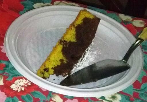 Torta bicolore - Ricette semplici