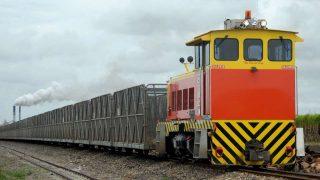 Treno merci e trasporto industriale