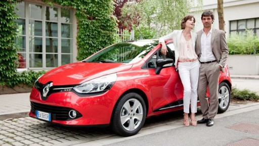 Renault Clio IV Musica dello Spot