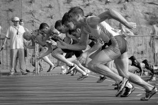 Correre - Gara sportiva
