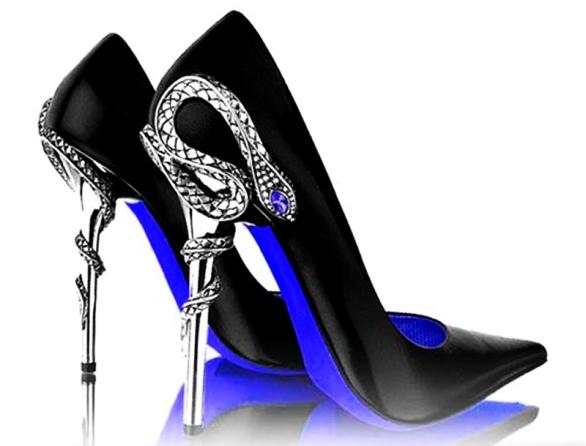 Sognare scarpe