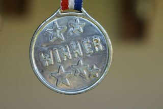 Vincere una medaglia