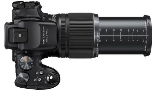 HS50EXR con zoom al massimo