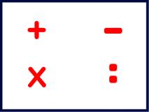 Proprietà dell'addizione e della moltiplicazione