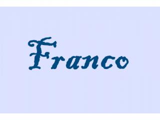 Franco - Significato dei nomi
