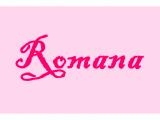 Romana - Significato dei nomi