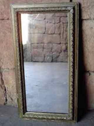Vecchio specchio