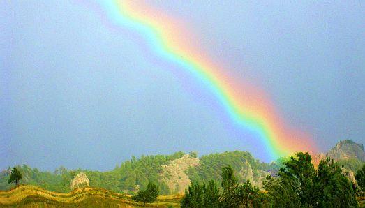 Arcobaleno interpretazione dei sogni romoletto blog - Arcobaleno a colori e stampa ...