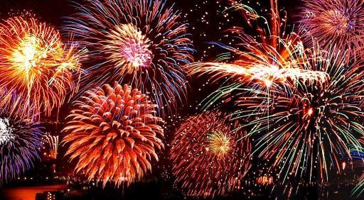 Fuochi d'artificio - Interpretazione dei sogni