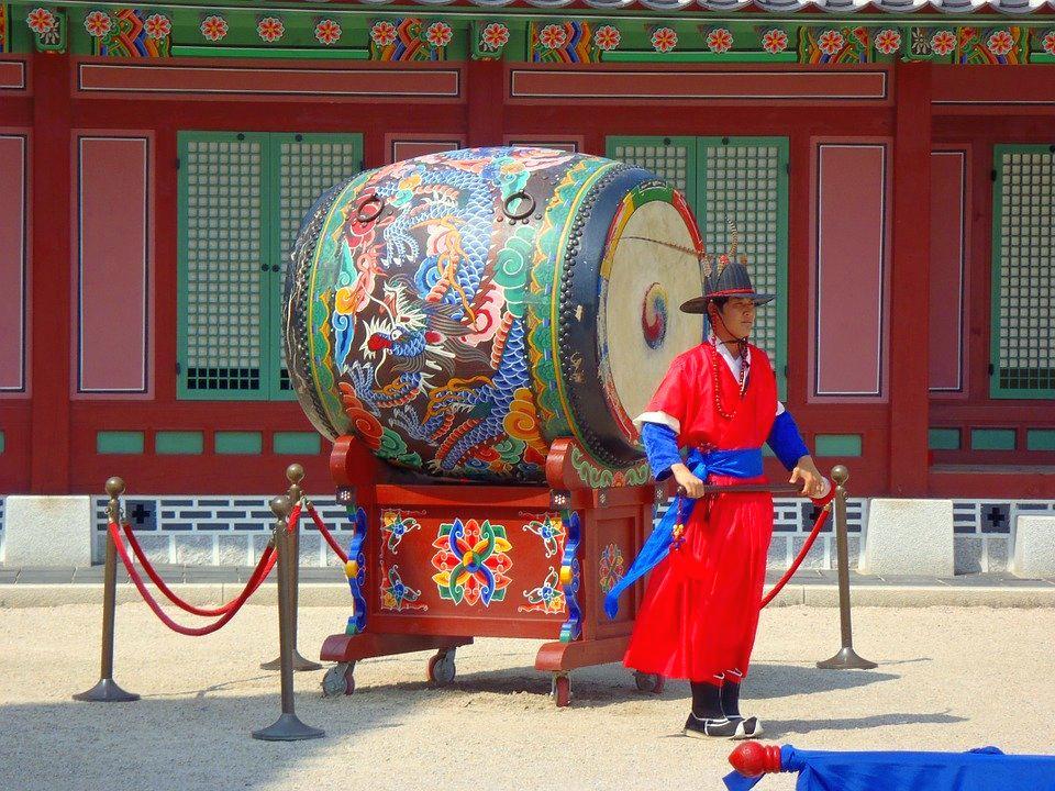 Tamburo coreano
