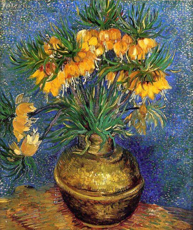 Van Gogh - Vaso di fiori