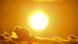 Sole nel cielo