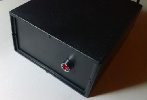 Box Trasmettitore audio FM - Circuiti elettronici
