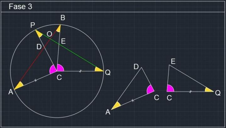 Circonferenza P072 -02- Problemi di Geometria Euclidea