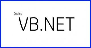 Compressione file Zip - Codice VB.NET