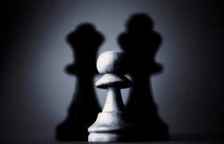 Ombre degli scacchi