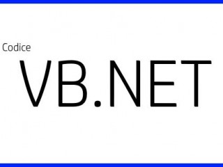 Regolare colori RGB - Codice VB.NET