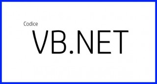 Regolare contrasto - Codice VB.NET