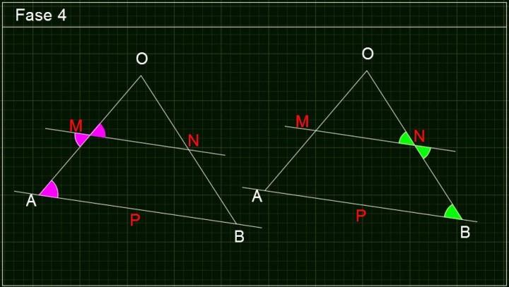 Trapezio P008 -03- Problemi di Geometria Euclidea
