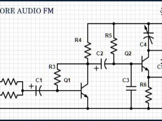 Trasmettitore Audio FM - Circuiti Elettronici