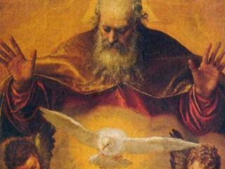 Dio, Angeli e la colomba