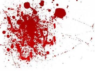 Macchia di sangue