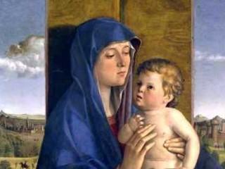 Madonna di Alzano di Giovanni Bellini