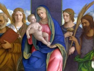 Madonna e Bambino di Giovanni Bellini