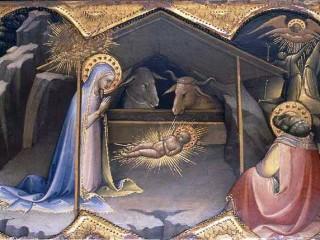 Natività di Gesù di Lorenzo Monaco