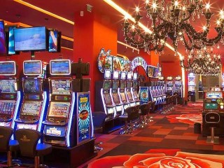 Slot machines al casinò
