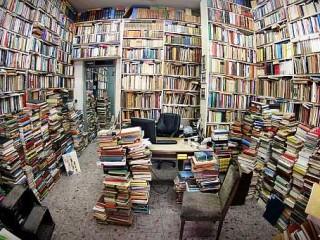 Disordine in libreria