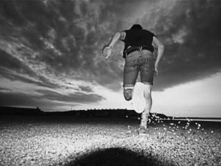Fuggire via di corsa