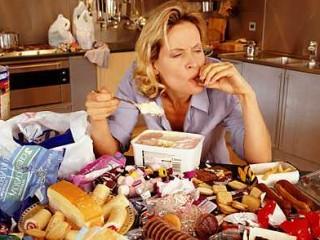 Mangiare disordinato
