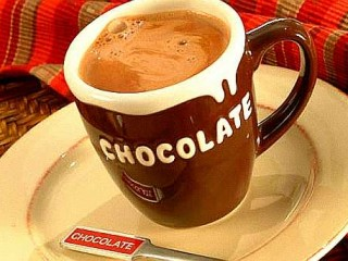 Tazza chocolate