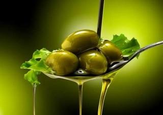 Olive nell'olio
