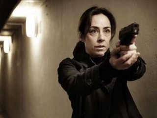Uccidere - Sarah Lund in The Killing